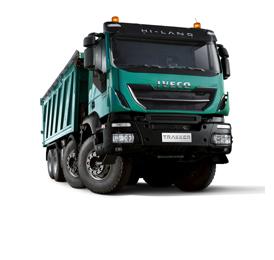 Terenní vozy Iveco